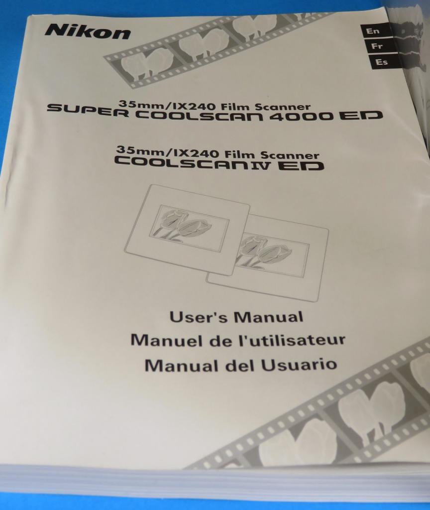 Nikon Super CoolScan 5000 ED Filmscanner in Herne | Computer