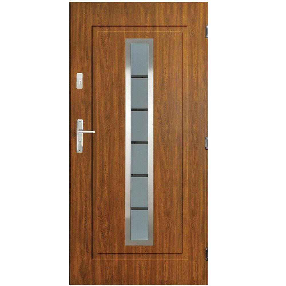 Tür Pantor SWING Nano Advance Haustür Volltür Eingangstür Größe 90