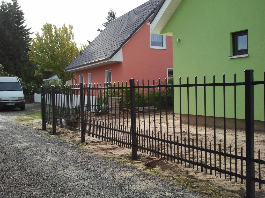 Fa Jardach Zäune Tore Geländer aus Polen in Witnica