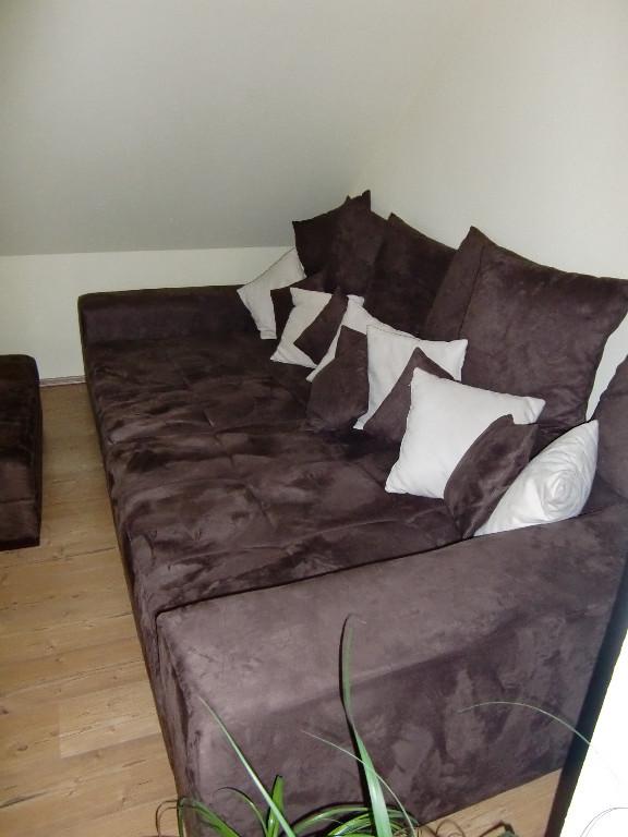 Big Couch Wohnlandschaft Bigsofa Sofa XXL Sofa in Berlin   Möbel und ...