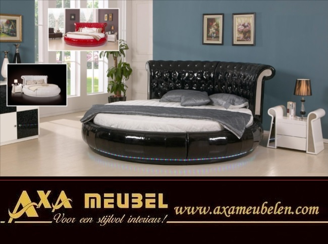 polsterbett bett mit matratze rundbett axa m bel angebote in 2512cm m bel und haushalt. Black Bedroom Furniture Sets. Home Design Ideas
