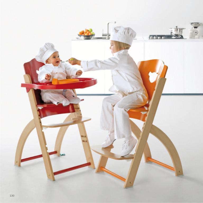 hoch stuhl baby pali pappy re aus holz mitwachsend von pali world in dresden baby und kind. Black Bedroom Furniture Sets. Home Design Ideas