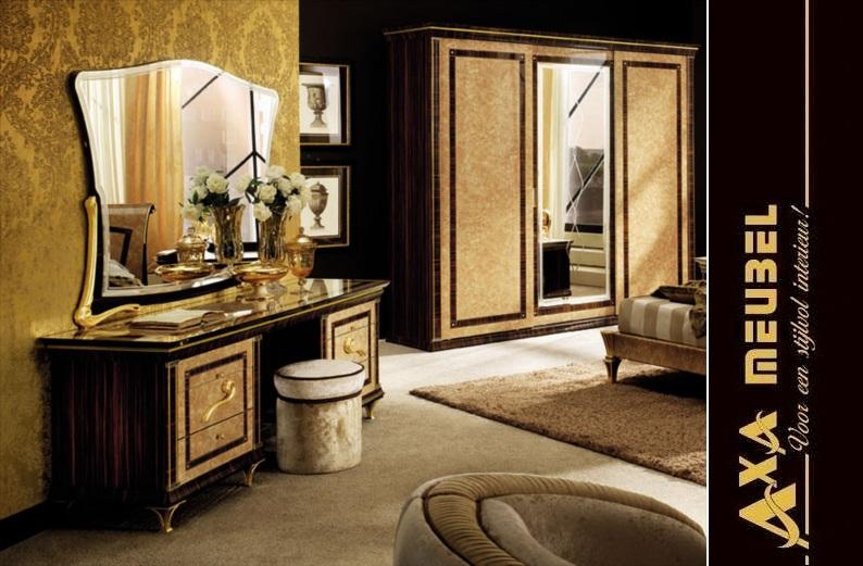 Komplettes Luxus Schlafzimmer Hochglanz Aus Italien AXA Möbel