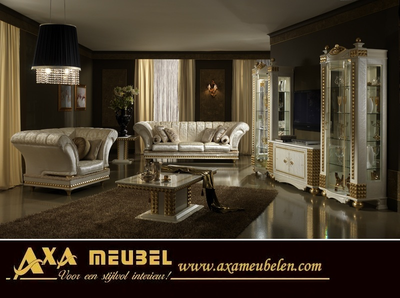 classic italienische hochglanz wohnzimmer set axa m bel nl in 2512cm m bel und haushalt. Black Bedroom Furniture Sets. Home Design Ideas