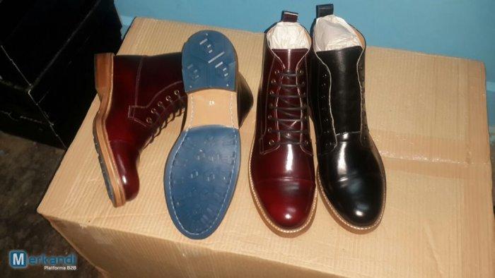 Kleinanzeige Schuhe Restposten Textil Lederwaren