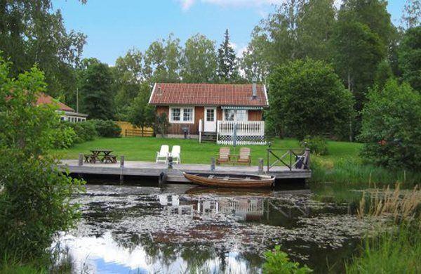 schweden ferienhaus direkt am see in m nchen urlaub und reisen kleinanzeigen. Black Bedroom Furniture Sets. Home Design Ideas