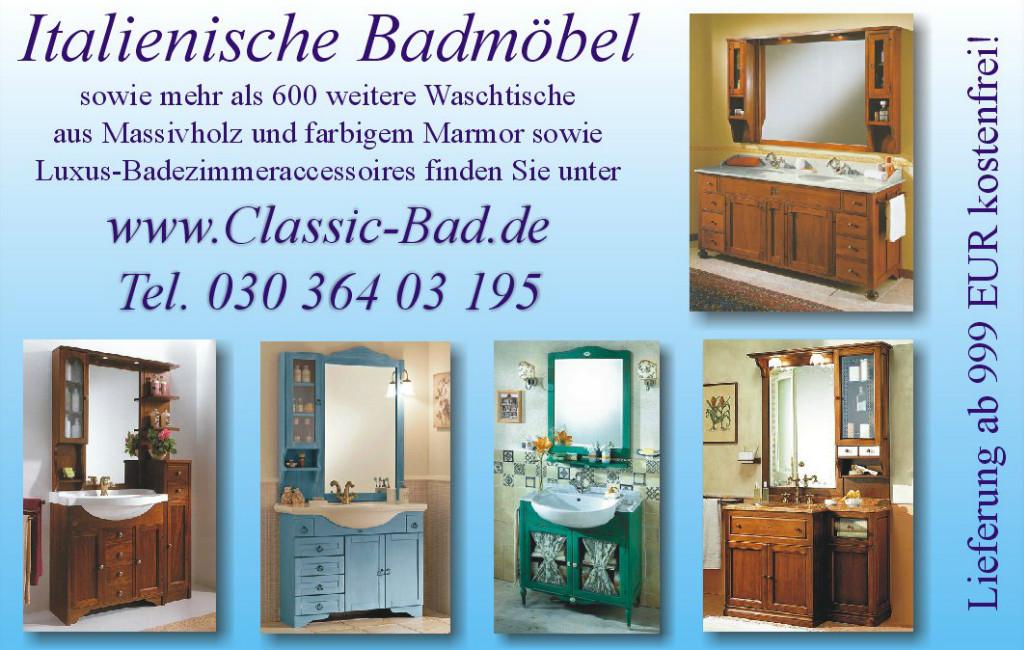 Landhausküchen Fliesen und Badmöbel die nicht jeder hat in Berlin ...