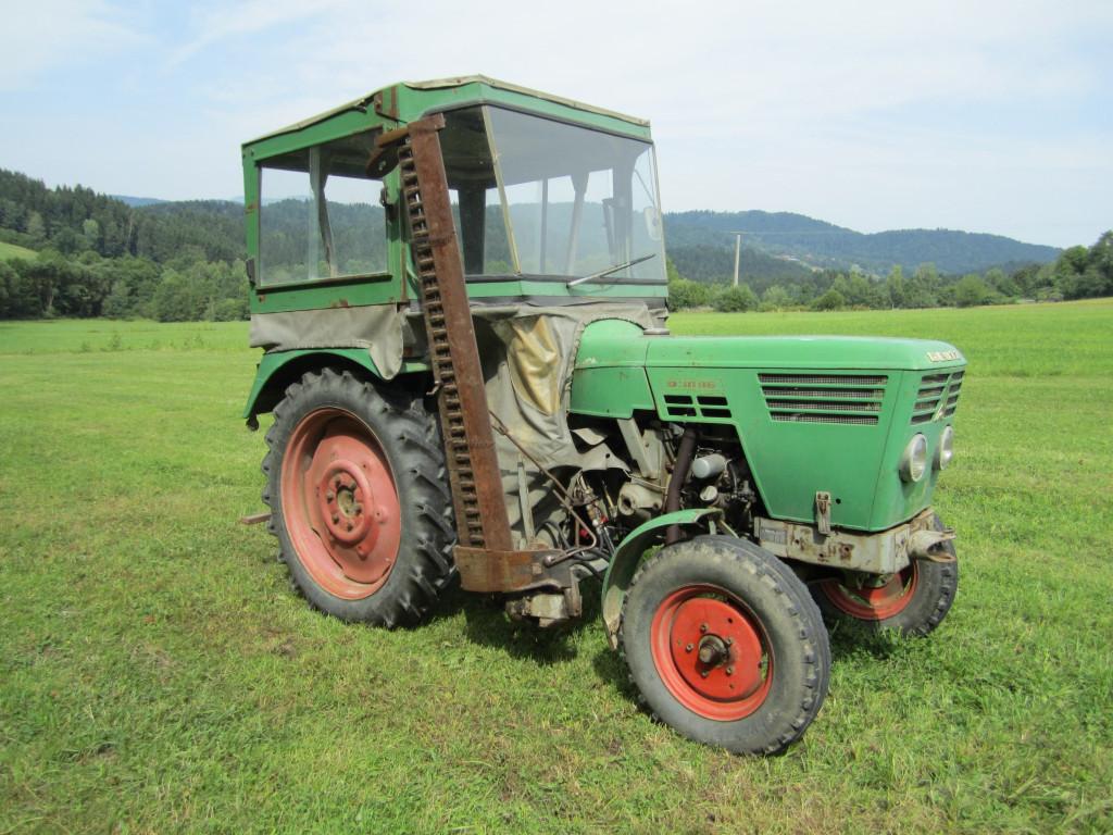 Außergewöhnlich Traktor Deutz D3006 30PS vollhyd Mähwerk Verdeck in Innernzell &BQ_11