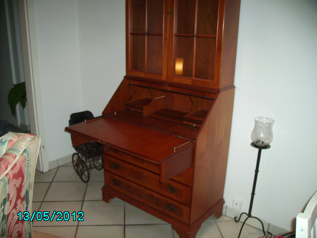 sekret r mahagoni vom nobelhersteller anno dom in erkrath. Black Bedroom Furniture Sets. Home Design Ideas