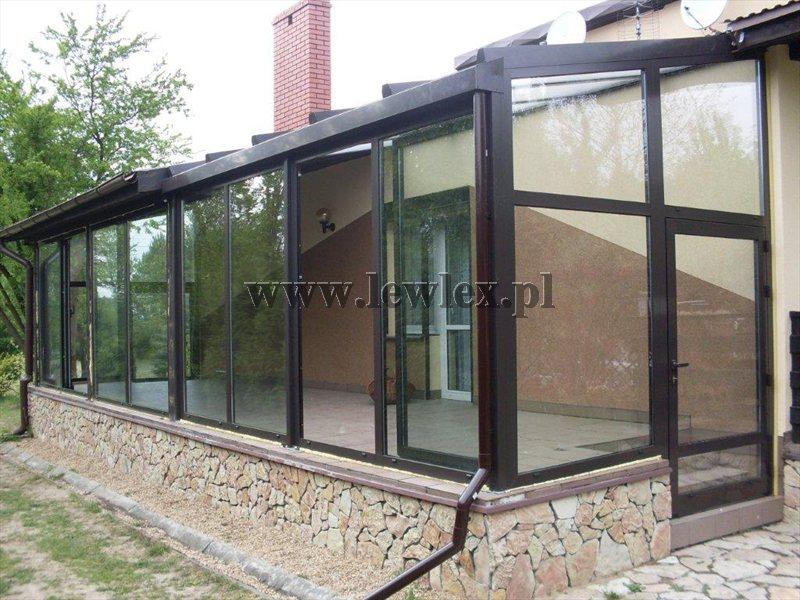 aluminium wintergarten 25 qm yawal system warmes aluminium schiebet r hks in wroclaw handwerk. Black Bedroom Furniture Sets. Home Design Ideas