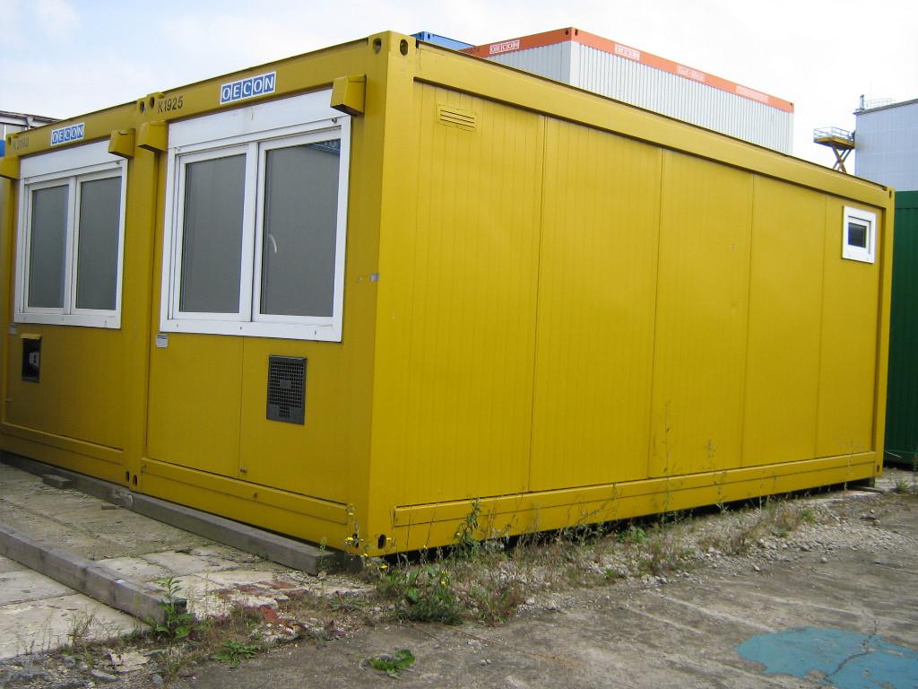 Ferienhaus Container doppelcontainer als büro oder ferienhaus 30 teile container mit wc