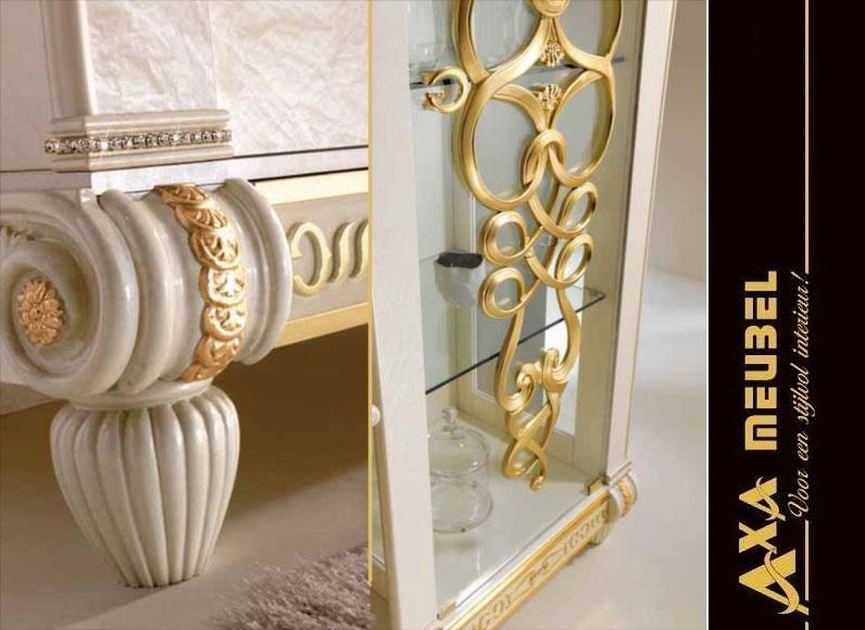 Italienische Luxus Wohnzimmer Goccia Gold Axa Mbel Angebote In