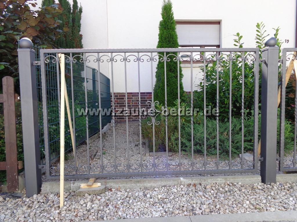Zaun aus Polen Metallzaun aus Polen in Braunschweig