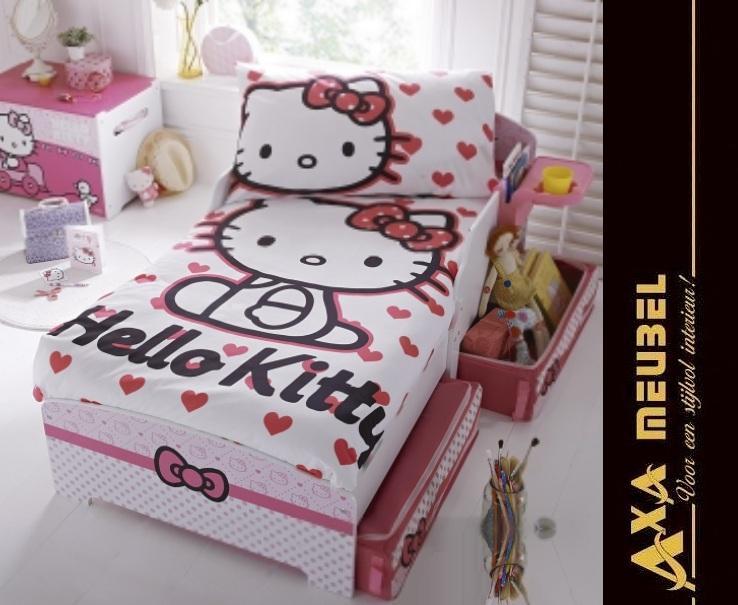 günstige hello kitty bett kinderzimmer axa möbel niederlande in, Wohnzimmer dekoo