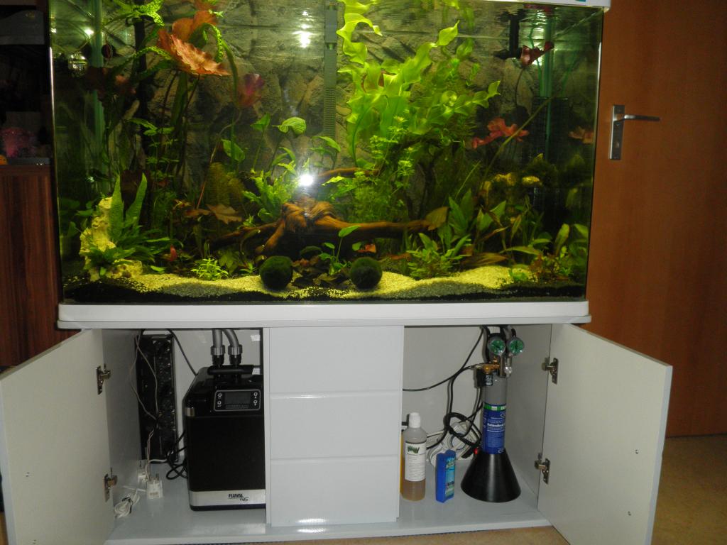 luxus panorama aquarium 400 liter in pforzheim hobby und spiele kleinanzeigen. Black Bedroom Furniture Sets. Home Design Ideas