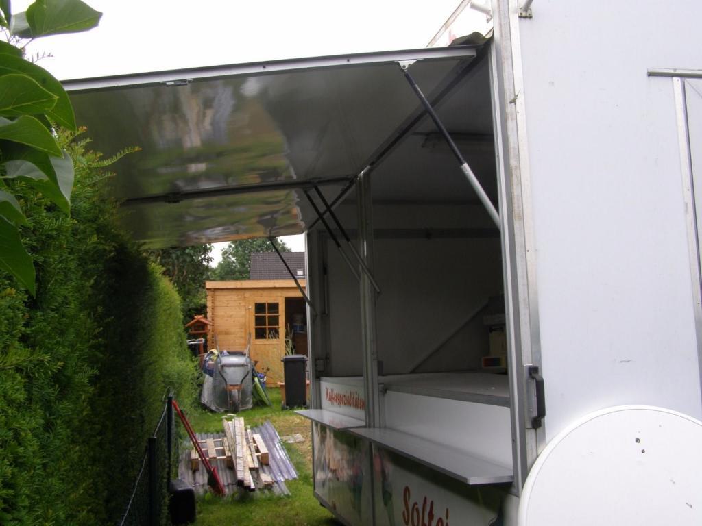 Immbisswagen Imbiss Anhänger Verkaufsanhänger Eiswagen Softeiswagen ...