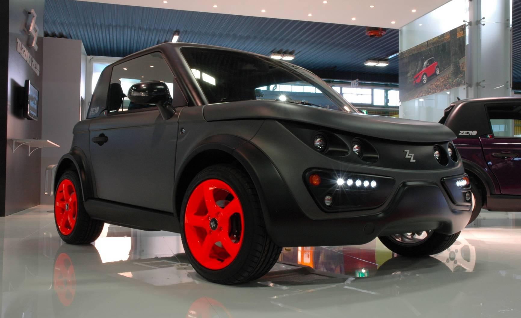 tazzari zero citycar alltagstaugliches elektroauto aus italien in ingolstadt kfz specials. Black Bedroom Furniture Sets. Home Design Ideas