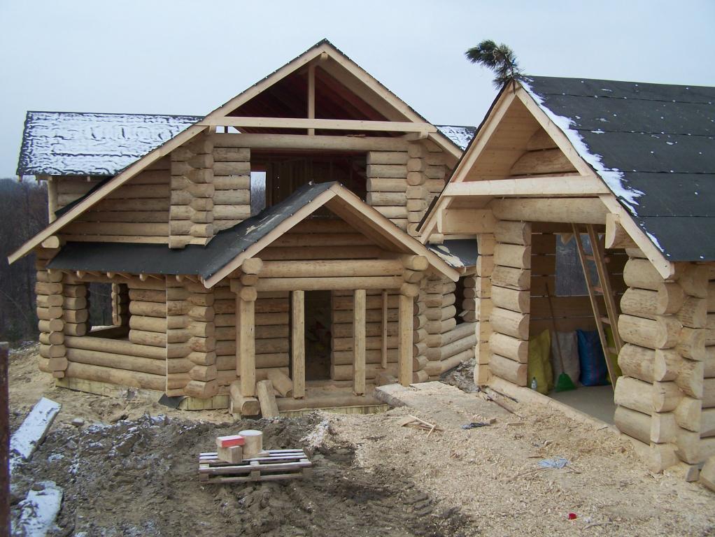 Ferienhaus aus Polen Holzhäuser aus Polen Holzhaus in Myslowice