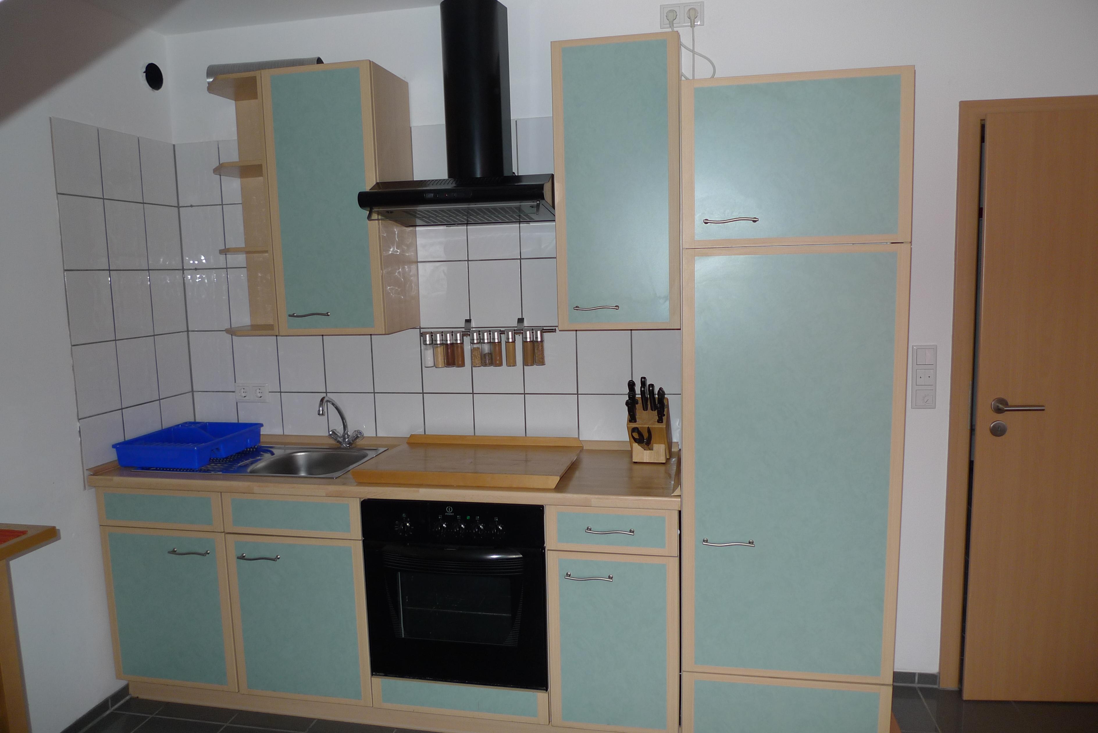 Küchenzeile Nobilia gebraucht für Selbstbaholer in Dormagen Möbel und Haushalt Kleinanzeigen