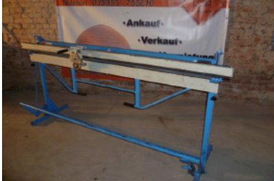 geka kantbank bauabkantbank blechbiegemaschine in mannheim handwerk hausbau garten. Black Bedroom Furniture Sets. Home Design Ideas