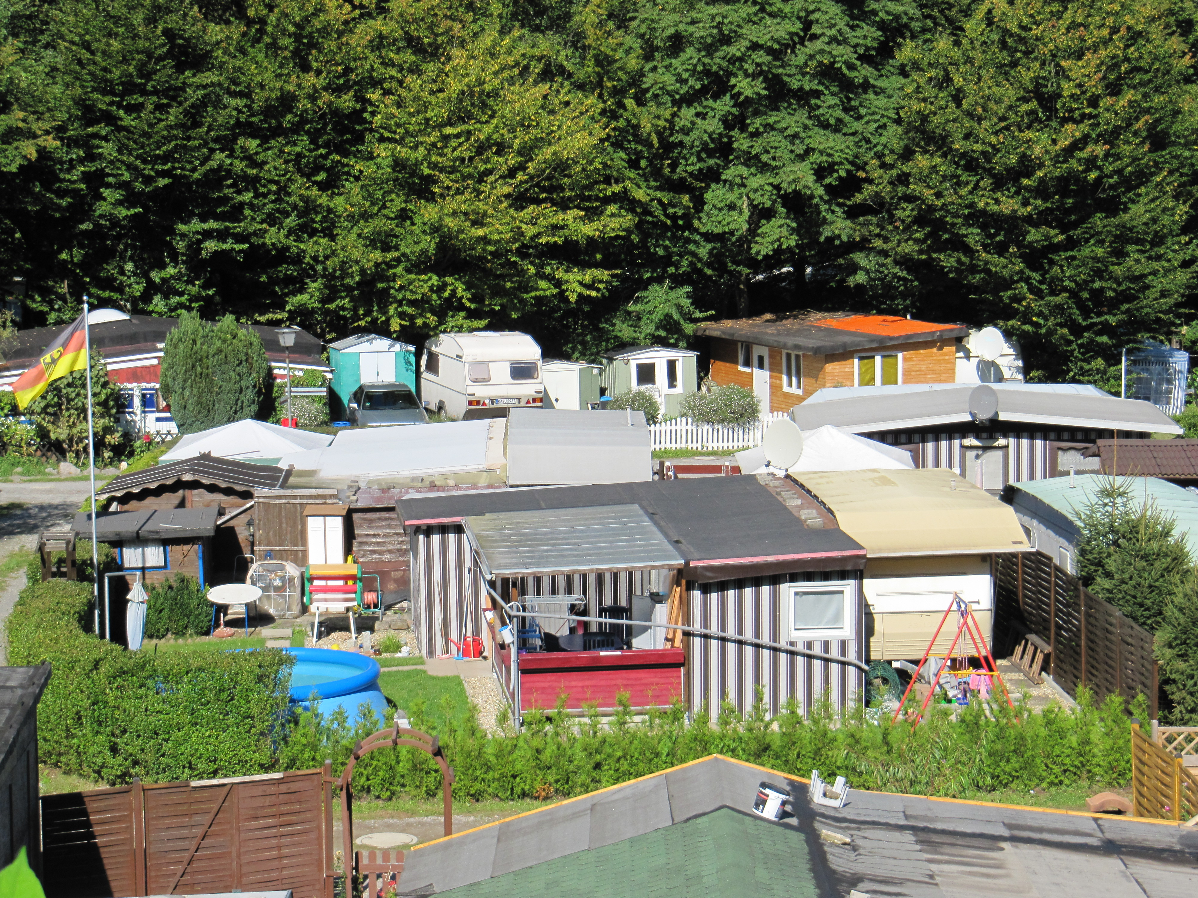 Campingplatz Bruchsal