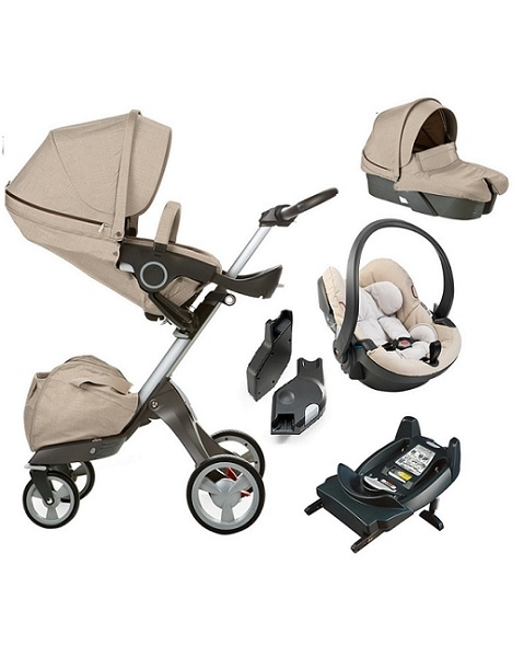 in komplett stokke crusi kinderwagen mit carset in nuremberg bayern baby und kind kleinanzeigen. Black Bedroom Furniture Sets. Home Design Ideas