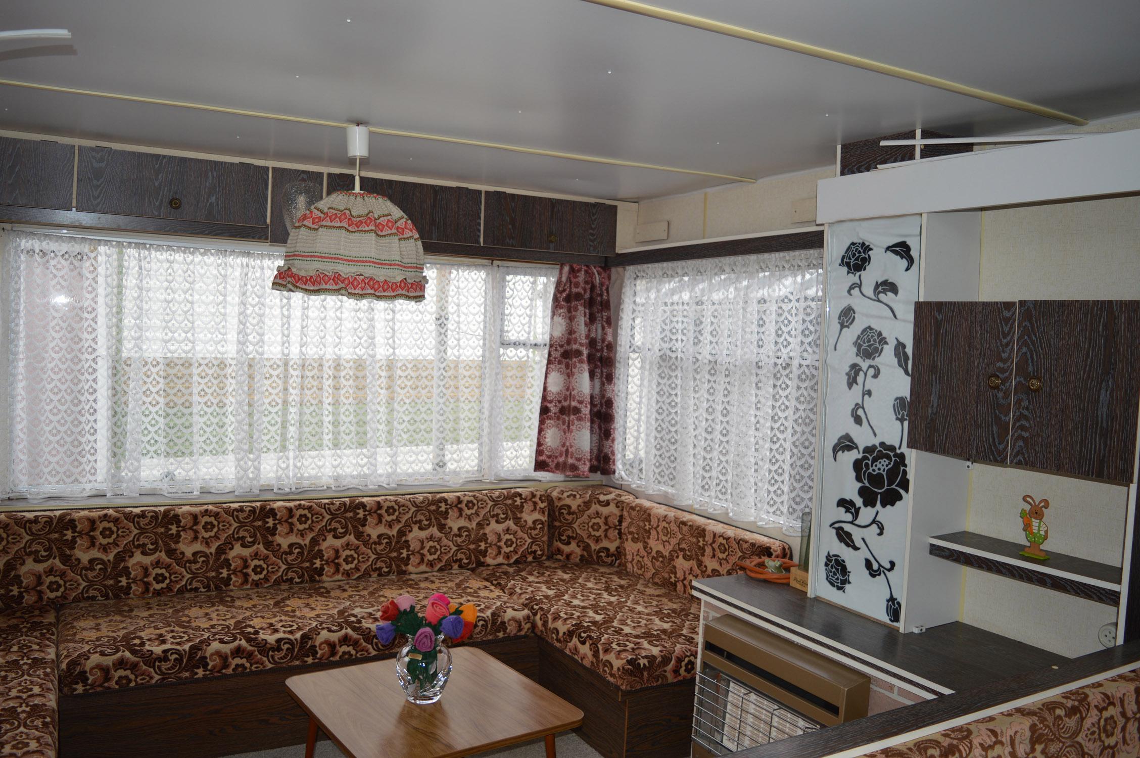 verkauf feststehenden wohnwagen mit anbau bad d rrheim sunthauser see in villingen schwenningen. Black Bedroom Furniture Sets. Home Design Ideas
