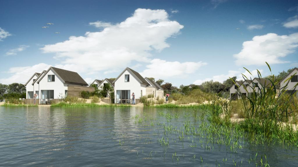 strandnah chalet ferienhaus haus mobilheim nordsee belgien de haan knokke heis in bredene. Black Bedroom Furniture Sets. Home Design Ideas