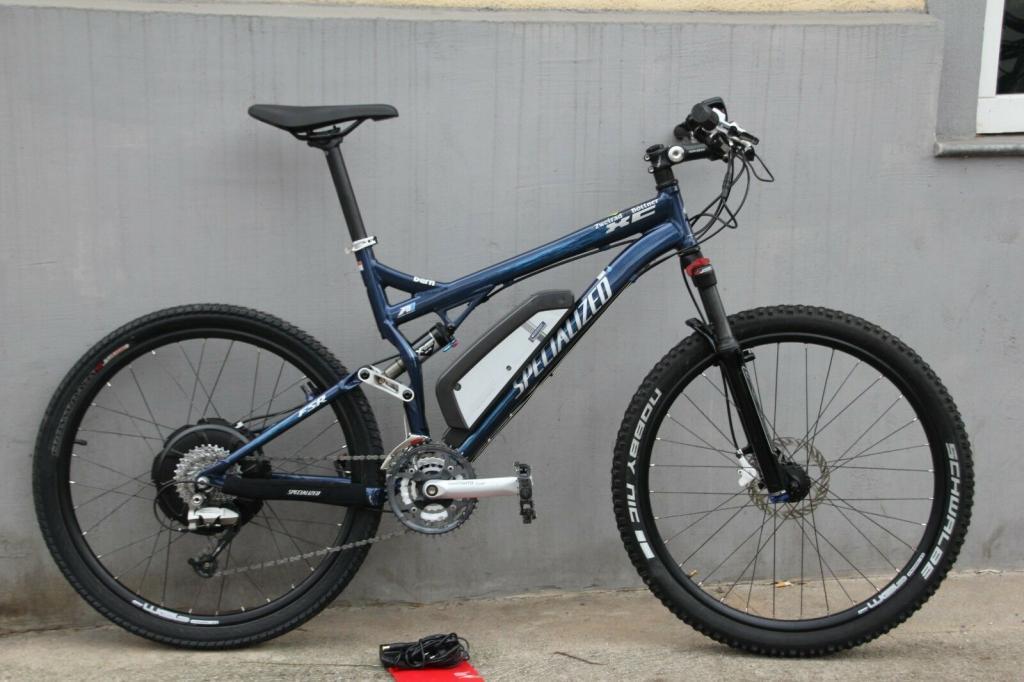 Specialized XC FSR BionX MTB Bike in Aachen | Sport