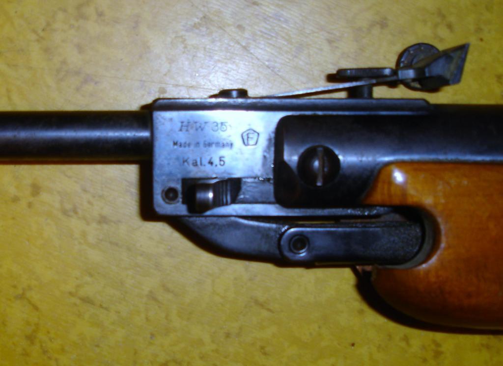 Luftgewehr weihrauch hw 35 luftdruckgewehr in berlin sport