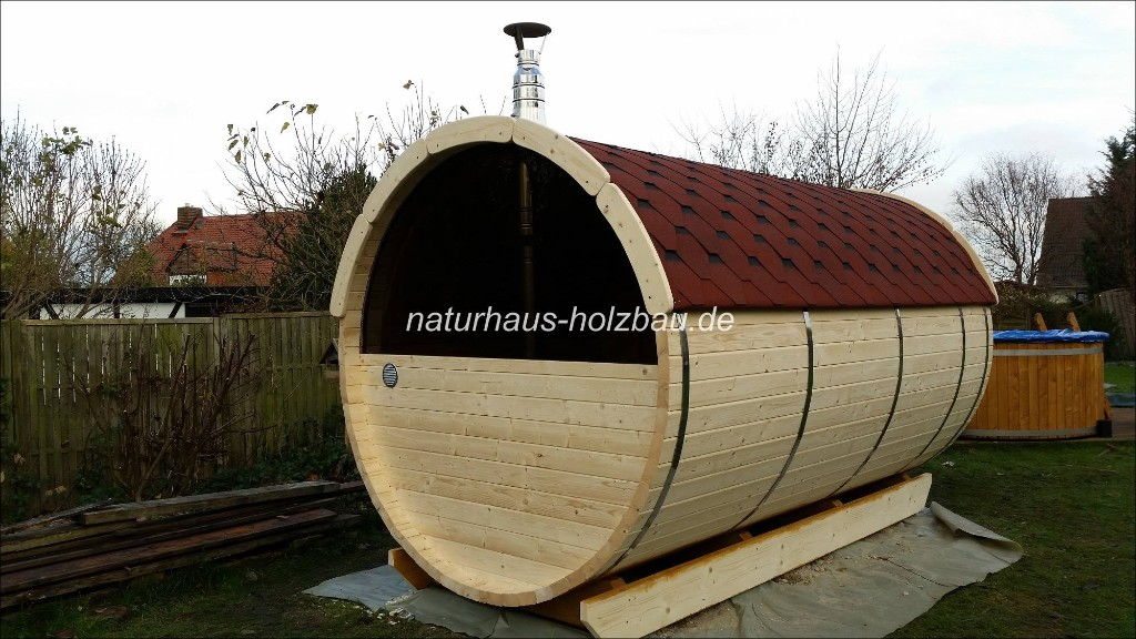 fasssauna saunafass sauna pod saunapod gartensauna aussensauna sauna in dahlwitz hoppegarten. Black Bedroom Furniture Sets. Home Design Ideas