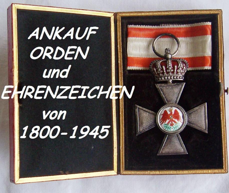Ankauf Orden Ehrenzeichen Militaria Uniformen Suche Allach Porzellan