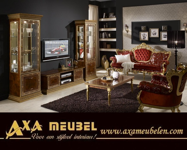 einrichtung aus italien klassischen stil awesome. Black Bedroom Furniture Sets. Home Design Ideas