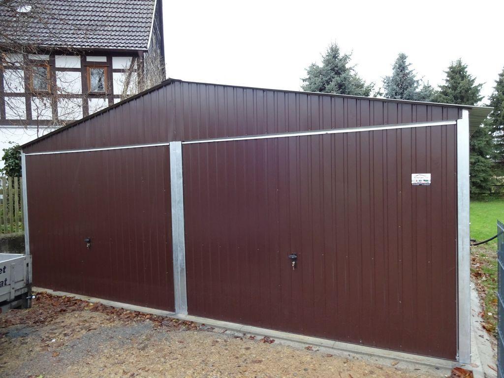 Fertiggarage 6x6m kleinanzeigen garagen
