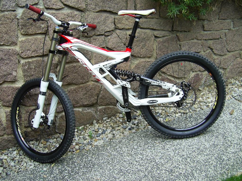 Fahrrad Scott Gambler Dh10 Modell 2009 Gr 246 223 E In Radebeul