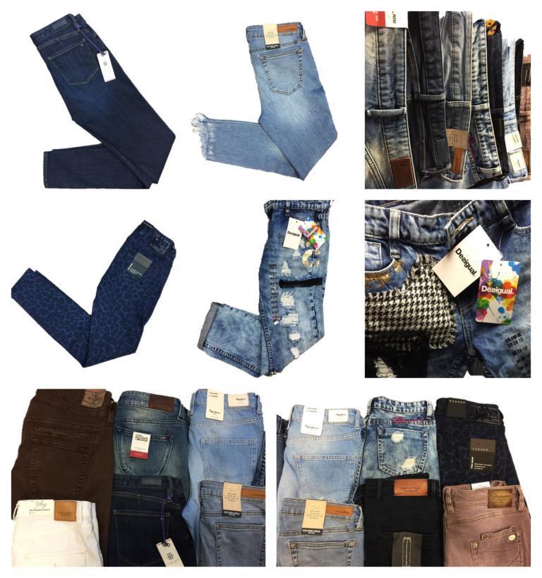 e3956196582611 Pepe Jeans Tommy Hilfiger Wrangler Tom Tailor Restposten Kleidung  Textilgroßhand