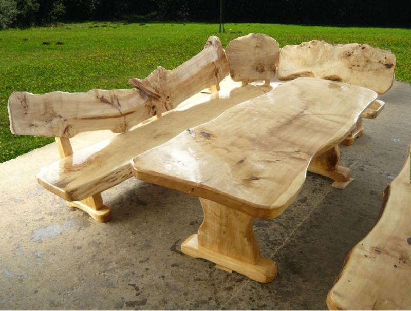 Holzmöbel Gartenmöbel in Prien-am-Chiemsee | Möbel und Haushalt ...