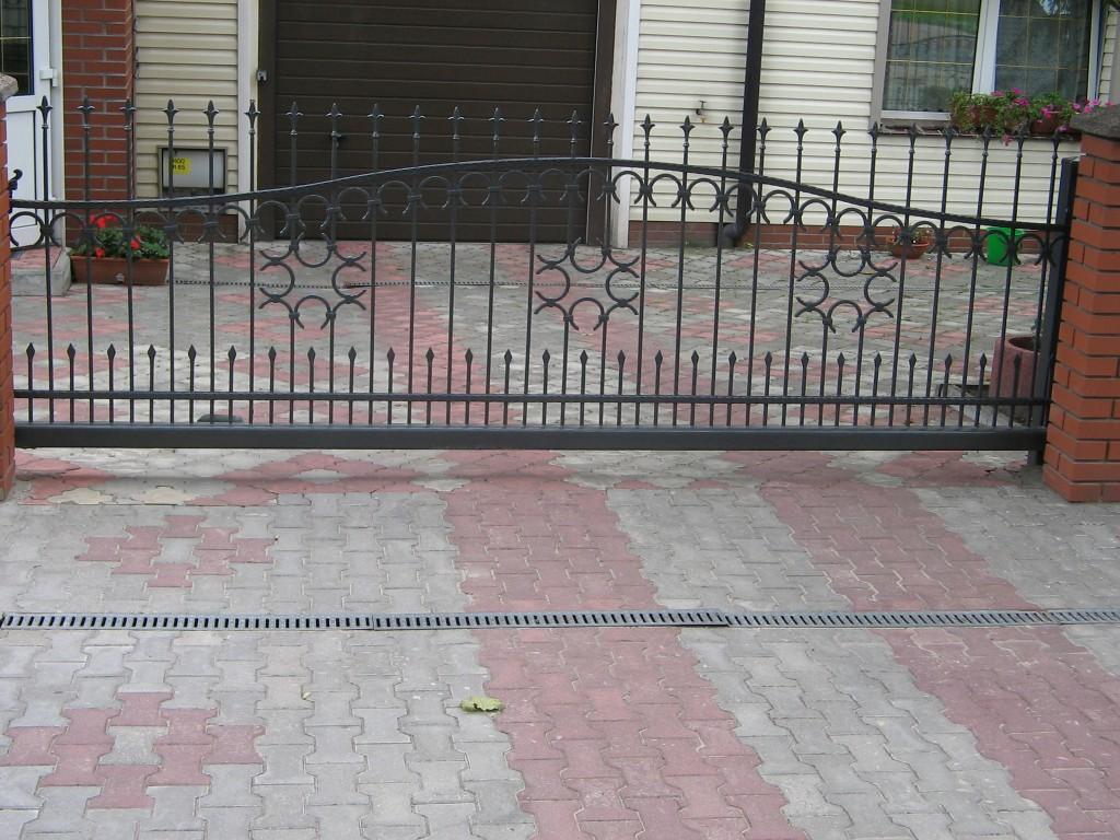 Kunstschmiede Zäune Metallzäune aus Polen in Minden
