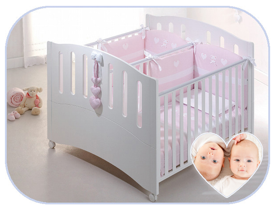 baby zwillingsbett gemini vollholz buche bett f r zwilling. Black Bedroom Furniture Sets. Home Design Ideas