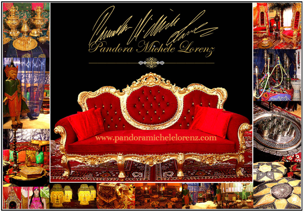 Indische Mobel Berlin ~ Orientalische indische asiatische luxus dekorationen palast möbel