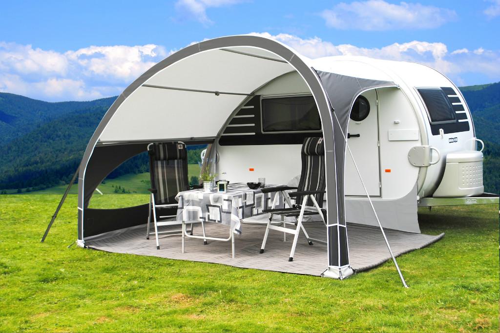 Walker Vorzelt F 252 R In Deurne Holland Camping