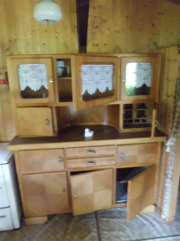 Küchenschrank antik nostalgisch in Neuberg   Möbel und Haushalt ...