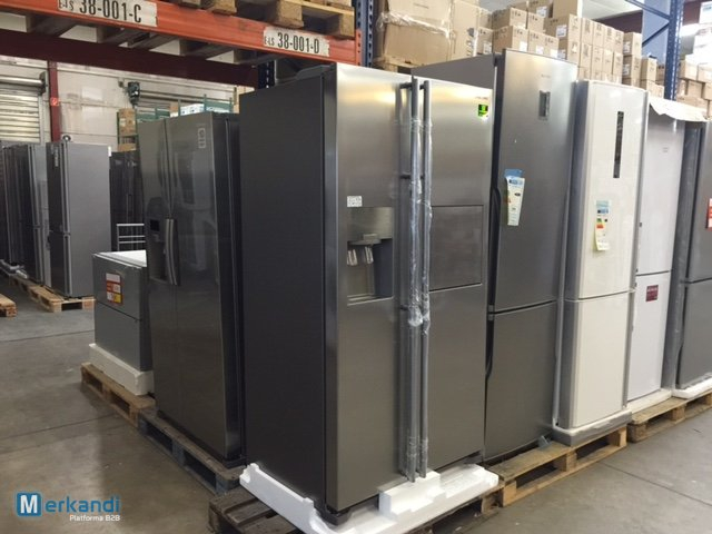 Kühlschrank B Ware : Amerikanischer kühlschrank b ware side by side kühlschrank lg gsi