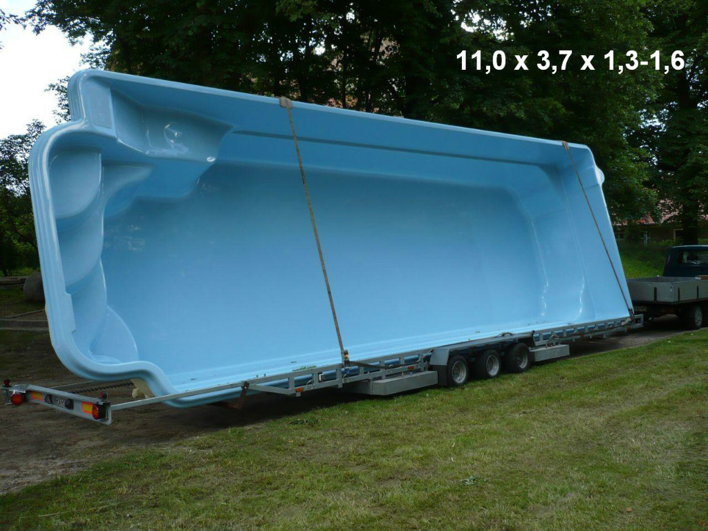 gfk schwimmbecken della 5x3 2x1 swimming pool in heinsberg handwerk hausbau garten. Black Bedroom Furniture Sets. Home Design Ideas
