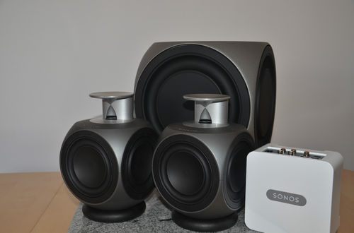 bang olufsen beolab belab sonos apple ipad steuerung in. Black Bedroom Furniture Sets. Home Design Ideas