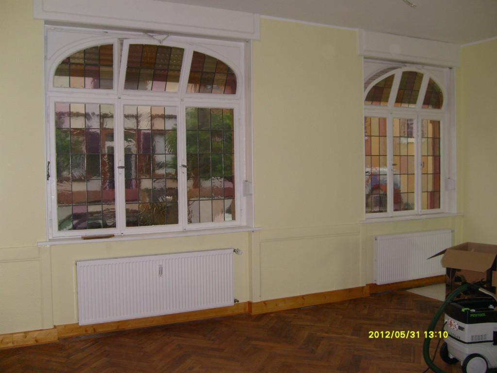 60qm weiss streichen angebot 500 euro in frankfurt m handwerk hausbau garten kleinanzeigen. Black Bedroom Furniture Sets. Home Design Ideas