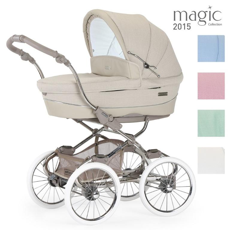 edel kinderwagen im retro look mit gro en speichenr dern und kunstleder in dresden baby und. Black Bedroom Furniture Sets. Home Design Ideas