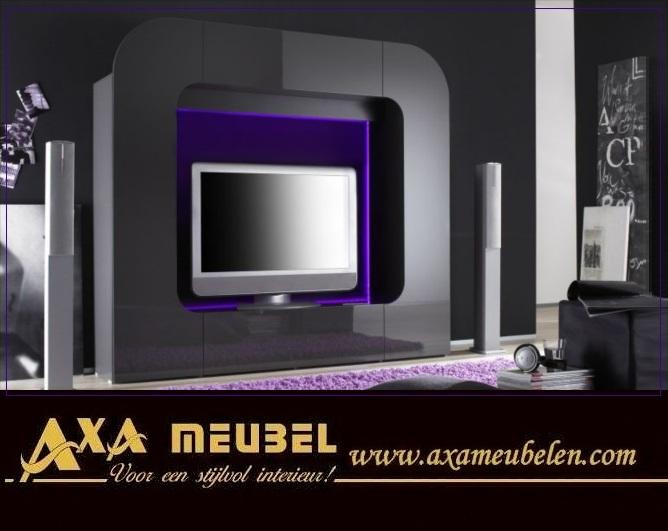 g nstige italienische hochglanz wohnwand axa m bel angebote in 2512cm m bel und haushalt. Black Bedroom Furniture Sets. Home Design Ideas