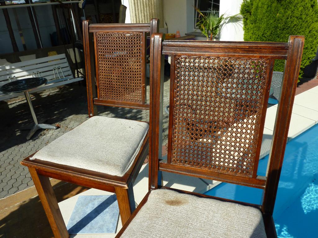 rustikale st hle um 1928 in diesbar seu litz m bel und haushalt kleinanzeigen. Black Bedroom Furniture Sets. Home Design Ideas