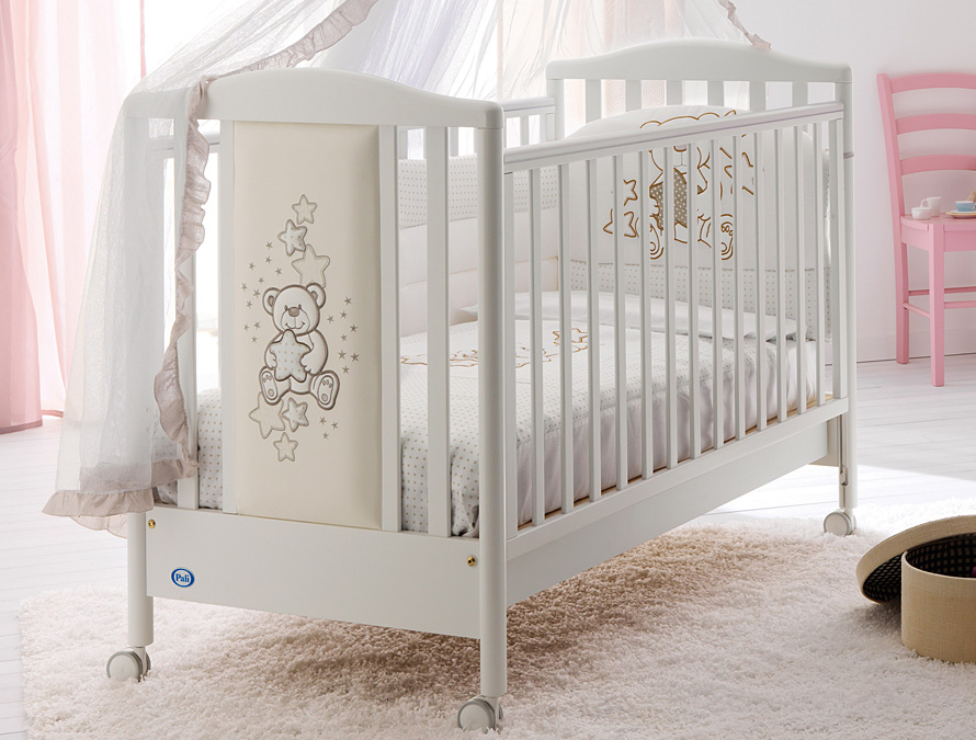 sch nes babybett h schen im wald buche massivholz neu mit bettkasten und latte in dresden baby. Black Bedroom Furniture Sets. Home Design Ideas